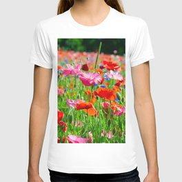 Flower Photography by Carmen Meurer T-shirt