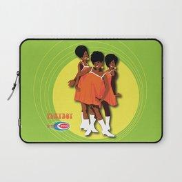 The Marvelettes Subway Soul Laptop Sleeve
