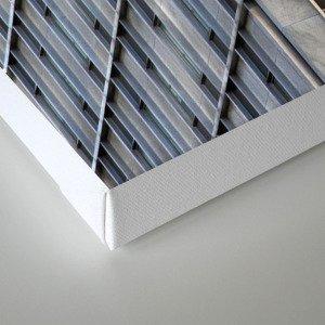 Blocks of Chase Canvas Print