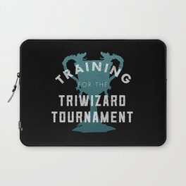 Training: Triwizard  Cup Laptop Sleeve