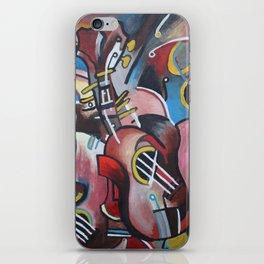 Let Them Hear Music iPhone Skin