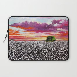 Harvest Sunset Laptop Sleeve