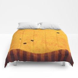Sun - Sun Spots Comforters