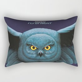 Rush Fly By Night Rectangular Pillow