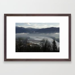 Mission B.C. Framed Art Print
