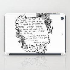 Namaste Doodle iPad Case