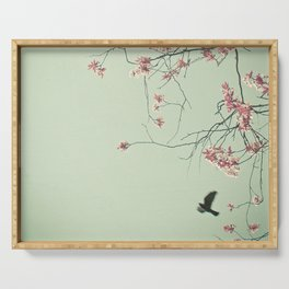 Free as a Bird Serving Tray