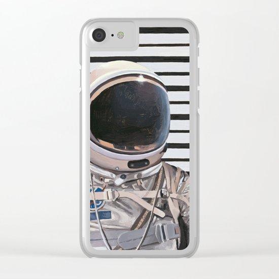Mug Shot Clear iPhone Case