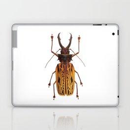 Macrodontia Cervicornis Sabertooth Beetle Laptop & iPad Skin