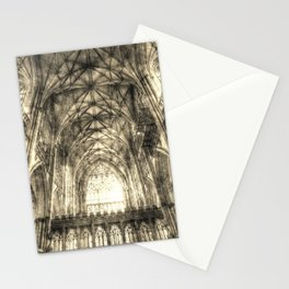 York Minster Vintage Stationery Cards