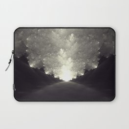 The Obvious Road Laptop Sleeve