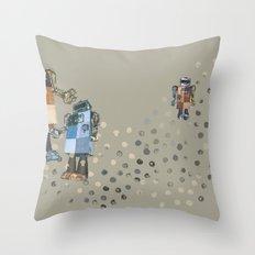 Robotics 2 Throw Pillow