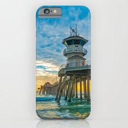 Zero at Sunset iPhone Case