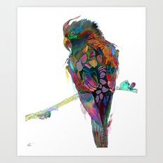 Reeha Art Print