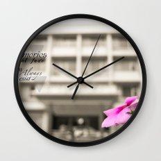 Memories always exist Wall Clock