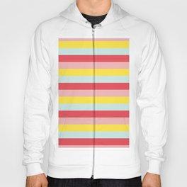 Pastel Stripes Hoody