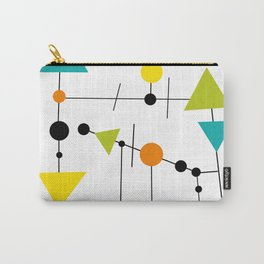 Abstract Modern  22 Carry-All Pouch