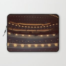 Chicago Orchestra Hall Color Photo Laptop Sleeve