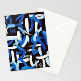 Synesthesia Art (BACH) Stationery Cards