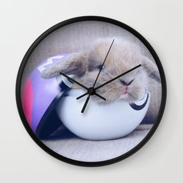 Pokebun #003 Wall Clock