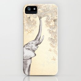 The Call iPhone Case