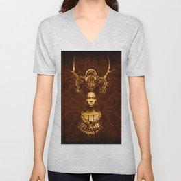 Tribal Fashion Unisex V-Neck