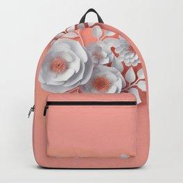 Floral Heart Backpack