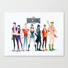 the rocking league Canvas Print