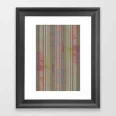 Autotune 5 Framed Art Print