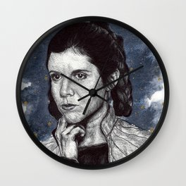 The People's Princess Wall Clock