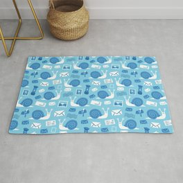 Snail Mail Rug