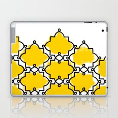 Geometric Painting. Brush Joy  Laptop & iPad Skin