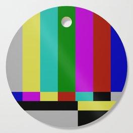 STATIC TV Cutting Board
