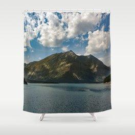 Mount Lyautey Shower Curtain