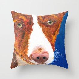 Josefina (old man eyes) Throw Pillow