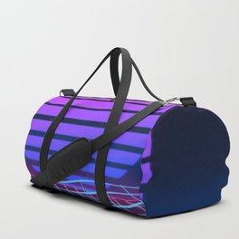 Vapor Wave Classic Duffle Bag