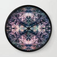 louis Wall Clocks featuring Louis Time by Truly Juel