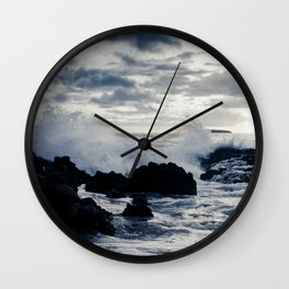 Aloha Paako Beach Beauty Wall Clock
