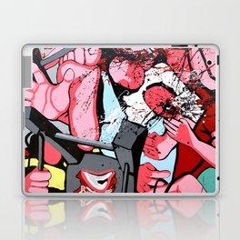Guerre puDiche Laptop & iPad Skin