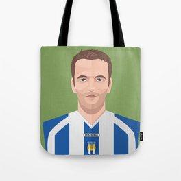 Karl Duguid - Colchester United Legends Tote Bag