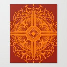 Zia Canvas Print