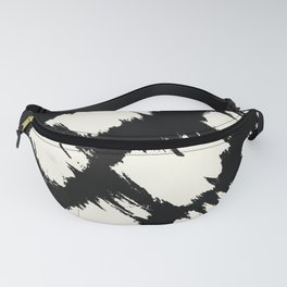 Tribal Brushed Dot Fanny Pack