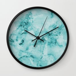 Ocean Swell Wall Clock