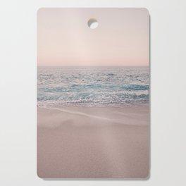 ROSEGOLD BEACH MORNING LANDSCAPE Cutting Board