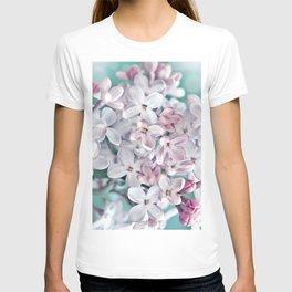 Lilac pink macro 024 T-shirt