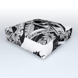 Prey Outdoor Floor Cushion