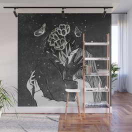 A land of love. Wall Mural