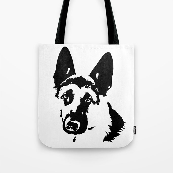 German Shepherd Dog Gifts Tote Bag by
