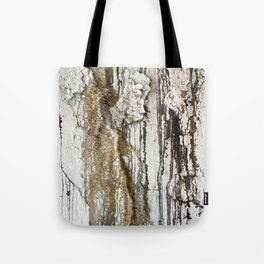 White Decay II Tote Bag