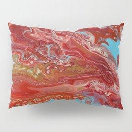 A River Runs Through Pillow Sham